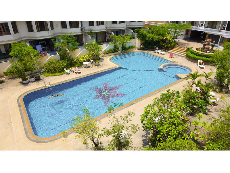 Peace Pool Boutique Hostel - Hotels and Accommodation in Thailand, Asia