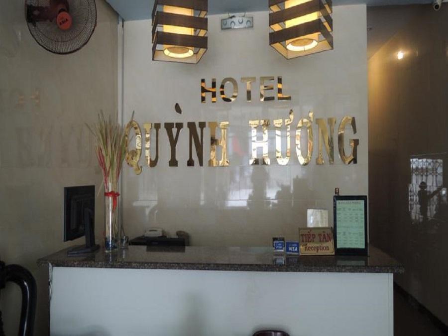 Quynh Huong Hotel - Phan Dang Luu street - Hotell och Boende i Vietnam , Ho Chi Minh City