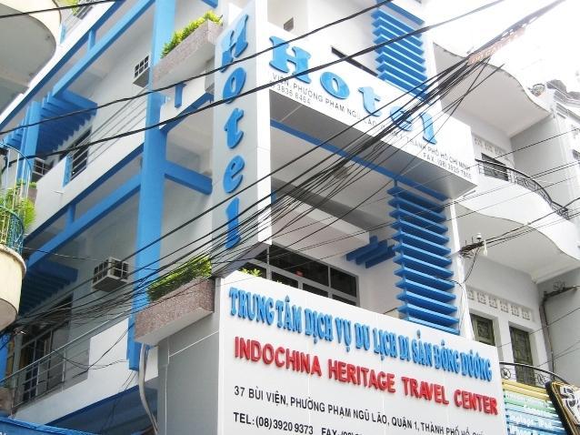 Vu Chau Hotel - Hotell och Boende i Vietnam , Ho Chi Minh City