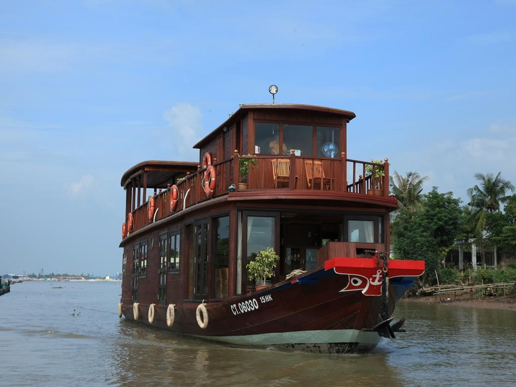 Dragon Eyes River Cruise - Hotell och Boende i Vietnam , Can Tho