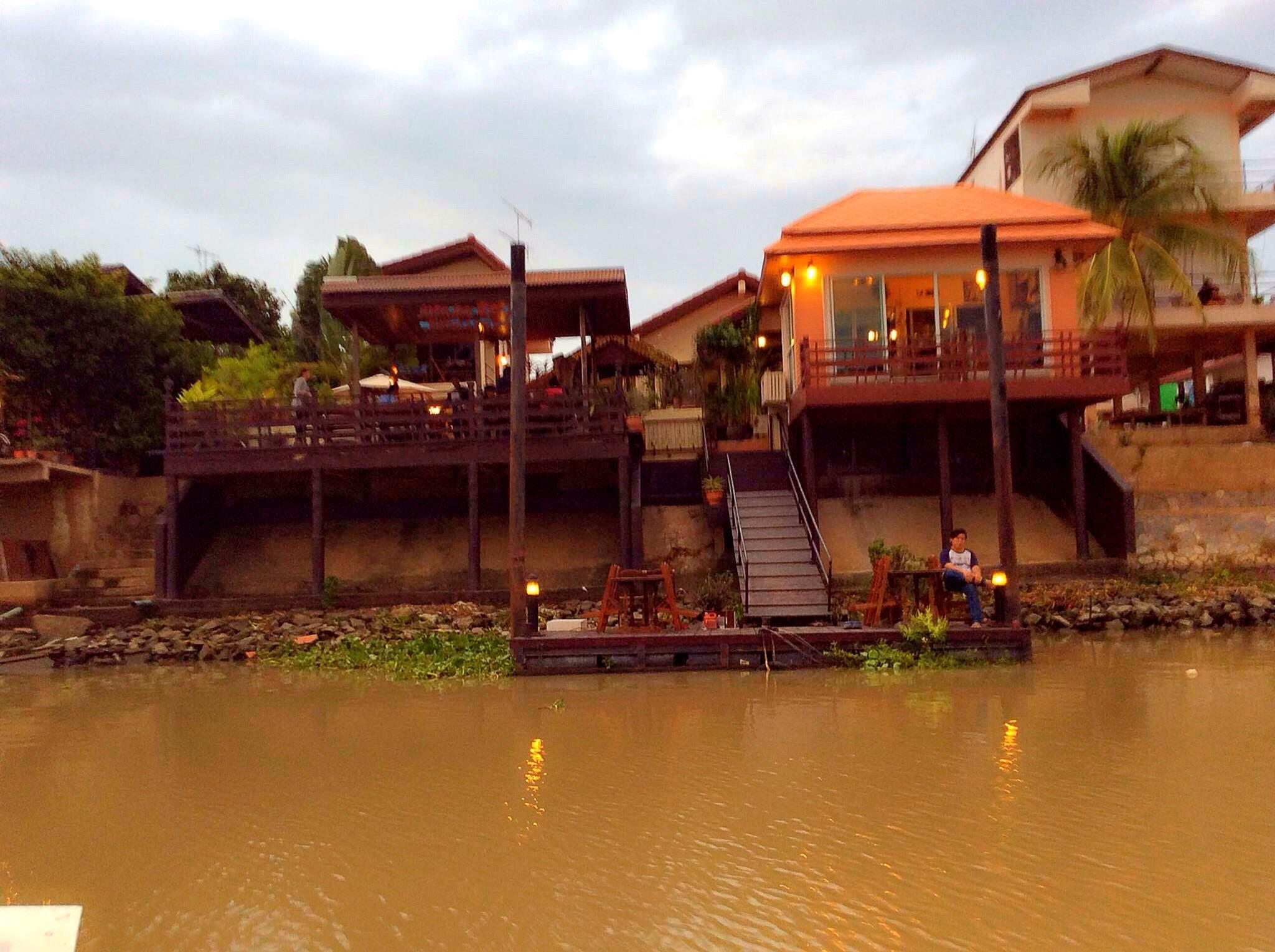 The Seven Seas Riverside Ayutthaya - Hotels and Accommodation in Thailand, Asia