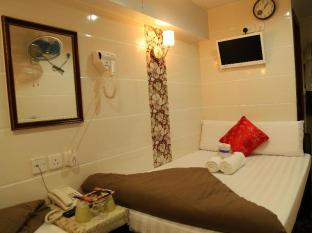 New Tokyo Hostel Hong Kong - Double Bed