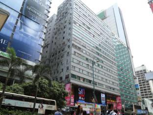 New Tokyo Hostel Hong Kong - Building View
