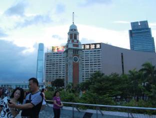 New Tokyo Hostel Hong Kong - Clock Tower