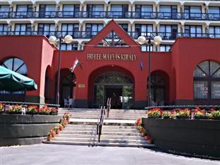 Spahotel Matyas Kiraly Hajduszoboszlo - Entrance