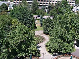 Spahotel Matyas Kiraly Hajduszoboszlo - Garden