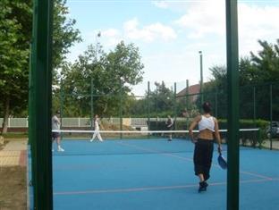 Spahotel Matyas Kiraly Hajduszoboszlo - Tennis court