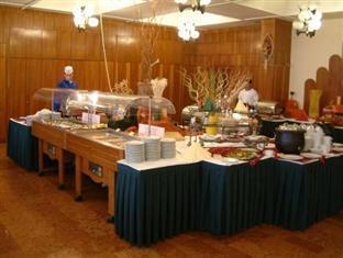 Spahotel Matyas Kiraly Hajduszoboszlo - Buffet