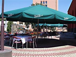 Spahotel Matyas Kiraly Hajduszoboszlo - Restaurant Terrace