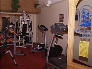 Spahotel Matyas Kiraly Hajduszoboszlo - Gym