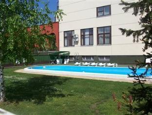 Spahotel Matyas Kiraly Hajduszoboszlo - Outdoor pool