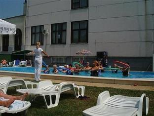 Spahotel Matyas Kiraly Hajduszoboszlo - Aquafitness