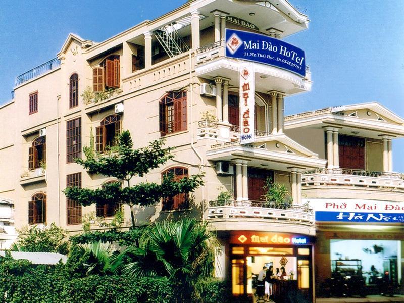 Mai Dao Hotel - Hotell och Boende i Vietnam , Hue
