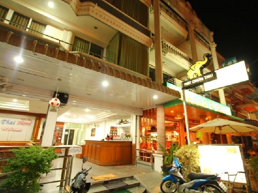 Hotell Phet Chang Thai Guesthouse i , Hua Hin / Cha-am. Klicka för att läsa mer och skicka bokningsförfrågan