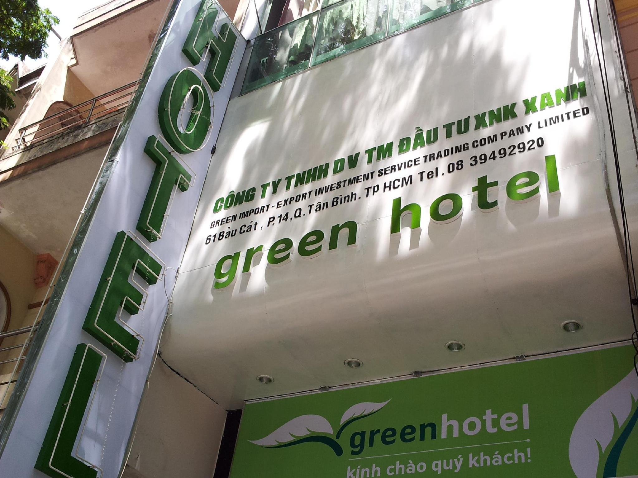 Green Hotel - Bau Cat Street