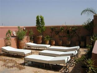 Riad Dar Foundouk Marrakech - Terrace