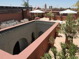 Riad Dar Foundouk Marrakech - Roof terrace Riad Dar Foundouk