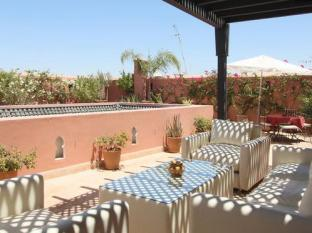 Riad Dar Foundouk Marrakech - Riad Dar Foundouk Roof Terrace