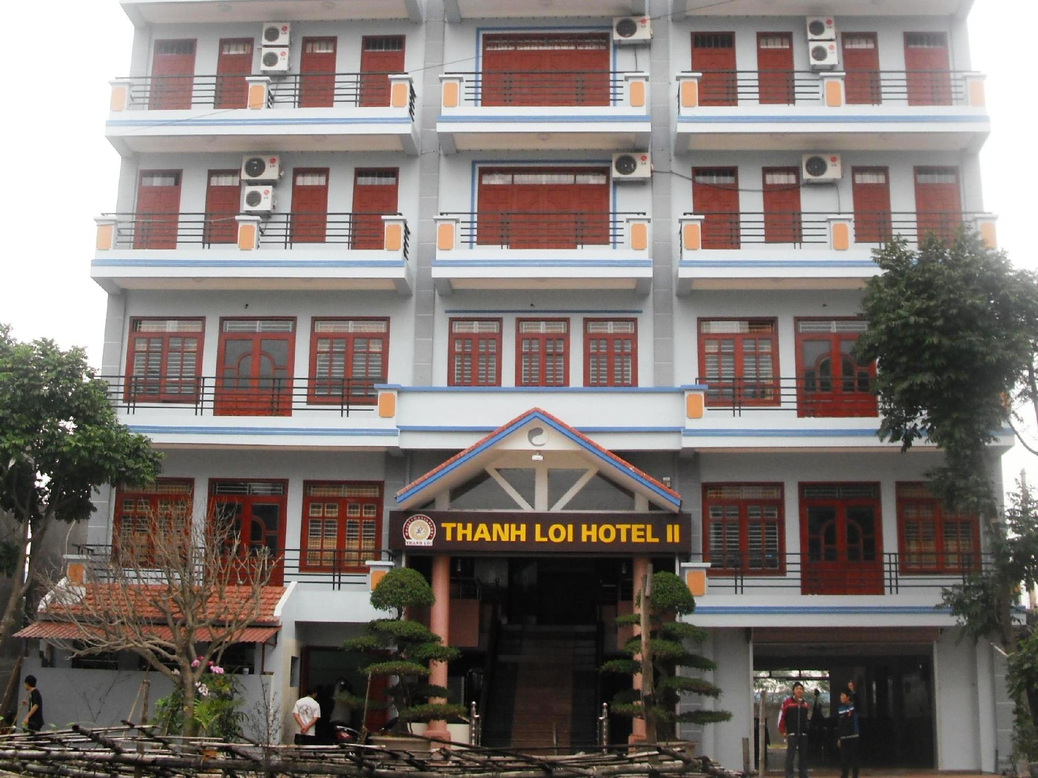 Thanh Loi Hotel 2 - Hotell och Boende i Vietnam , Ninh Binh