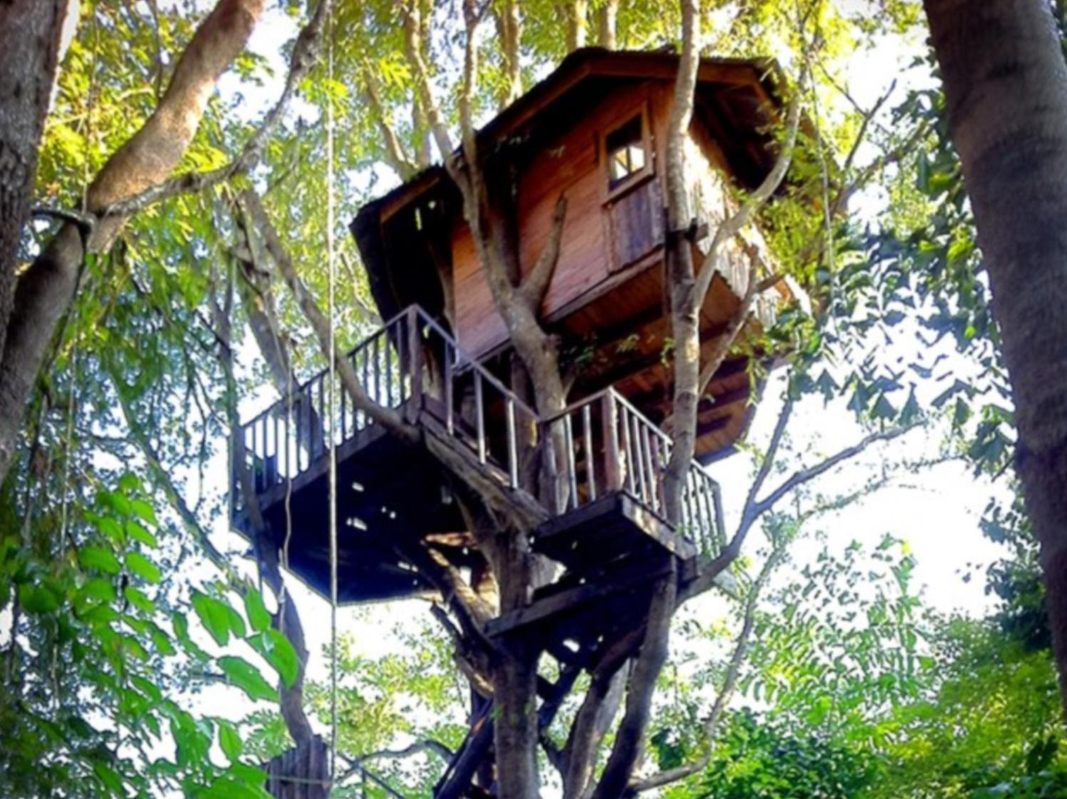 Rabeang Pasak Tree House Resort - Hotels and Accommodation in Thailand, Asia