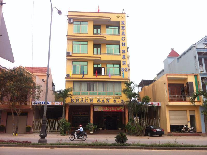 8-3 Hotel - Hotell och Boende i Vietnam , Dong Hoi (Quang Binh)