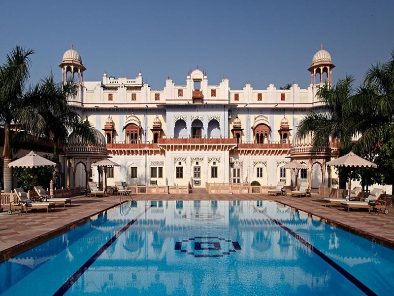 Laxmi Vilas Palace - Bharatpur