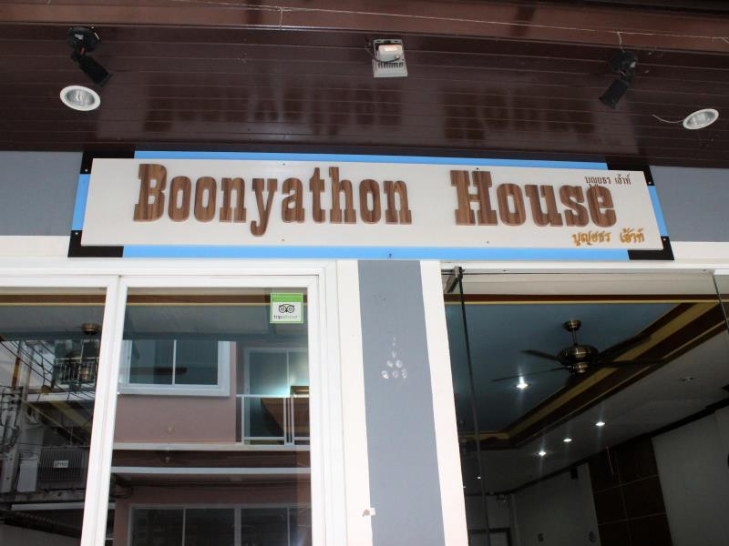 Hotell Boonyathon House i Patong, Phuket. Klicka för att läsa mer och skicka bokningsförfrågan