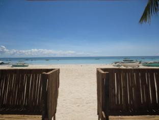 Sunday Flower Beach Hotel and Resort Otok Bantayan - plaža