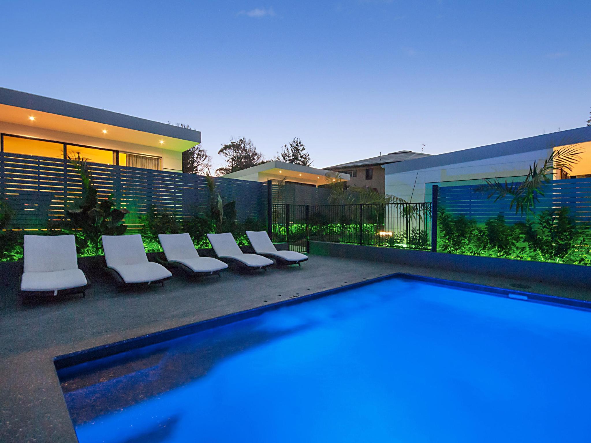 Cavvanbah - Hotell och Boende i Australien , Byron Bay