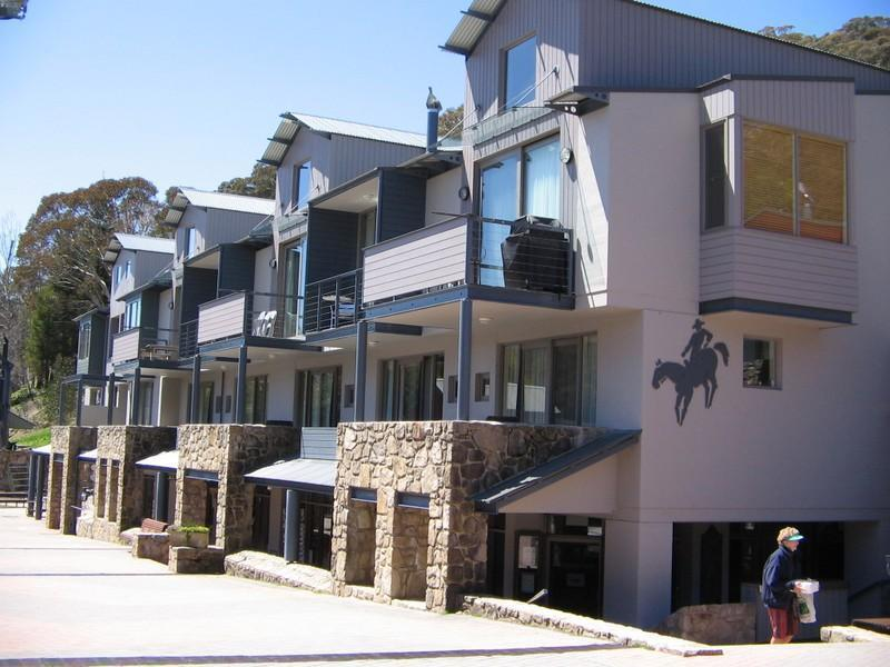 Squatters Run 2 Private Holiday Apartment - Hotell och Boende i Australien , Thredbo Village