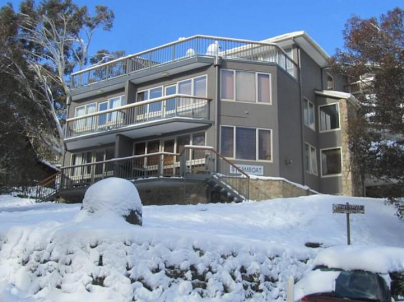Steamboat 4 Private Holiday Apartment - Hotell och Boende i Australien , Thredbo Village