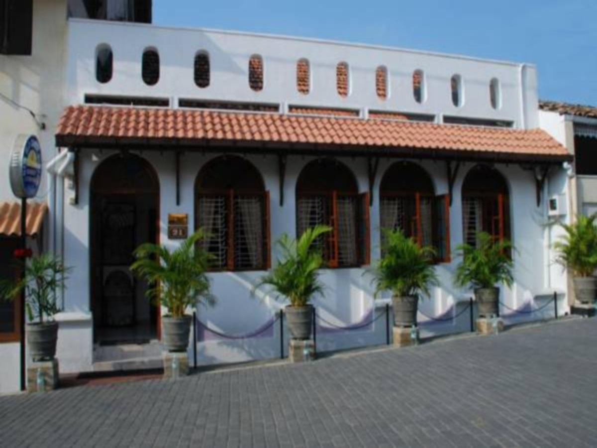 New Old Dutch House - Hotels and Accommodation in Sri Lanka, Asia