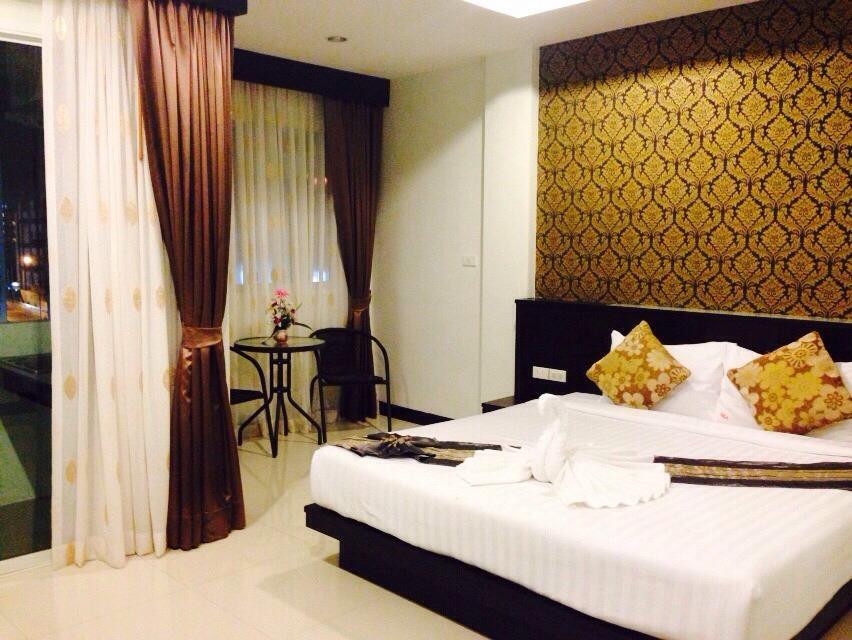 Hotell Nina s Guesthouse i Patong, Phuket. Klicka för att läsa mer och skicka bokningsförfrågan