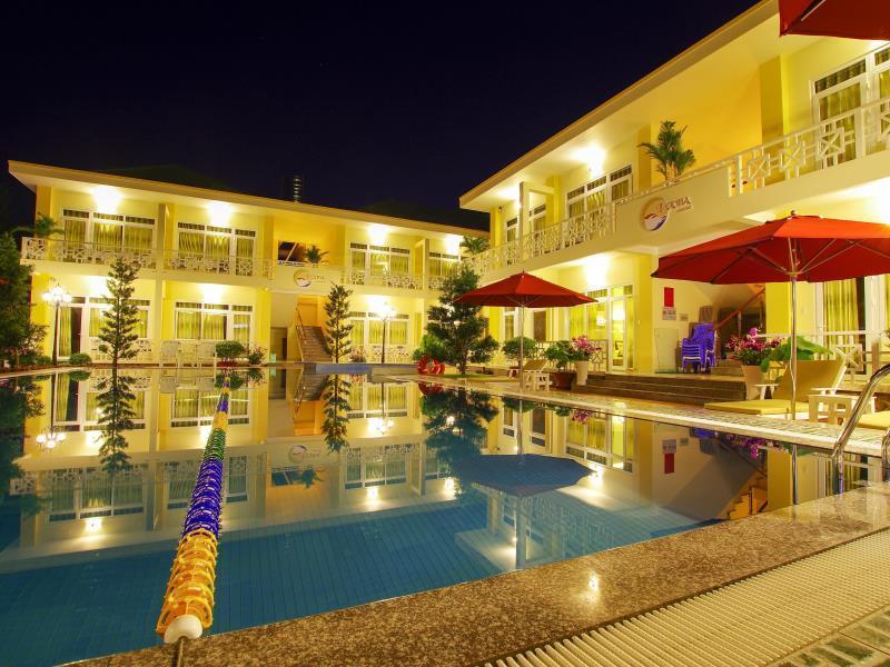 Hotell Lam Ha Resort