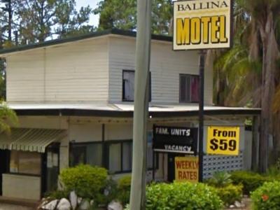 Ballina Motel - Hotell och Boende i Australien , Ballina