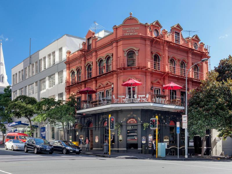 The Shakespeare Hotel - Hotels and Accommodation in New Zealand, Pacific Ocean And Australia