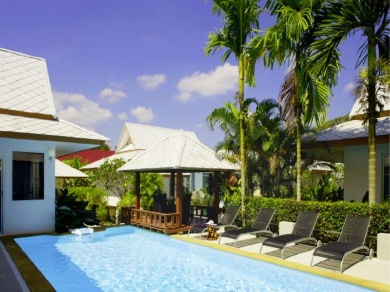 Baan Chang Private Pool Villa - Hotels and Accommodation in Thailand, Asia