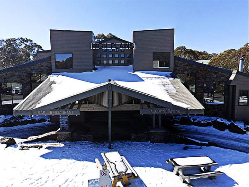 High Plains Hotel - Hotell och Boende i Australien , Snowy Mountains