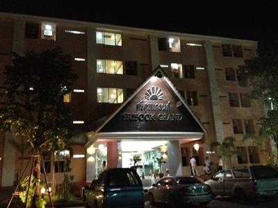 Srisook Grand Hotel Udonthani - Exterior