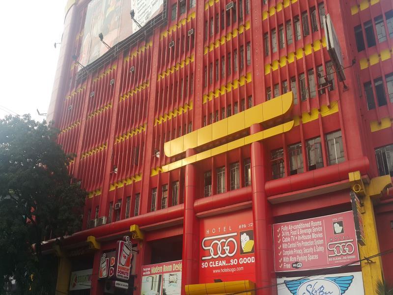 Sogo Hotel Quezon City