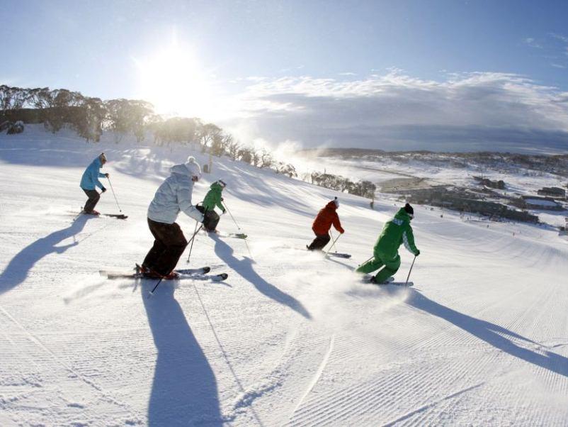 Hillcrest Hotel - Hotell och Boende i Australien , Snowy Mountains