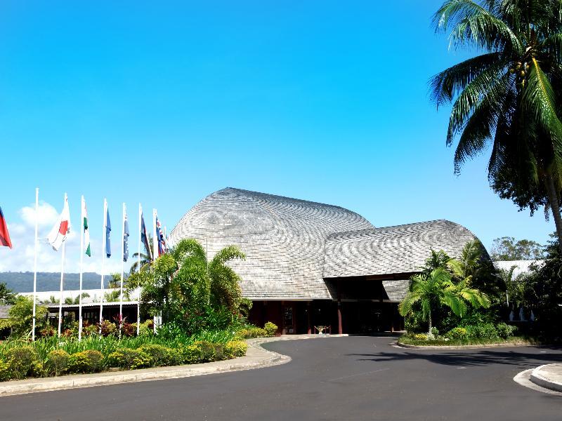 Tanoa Tusitala Hotel - Hotell och Boende i Samoa i Stilla havet och Australien