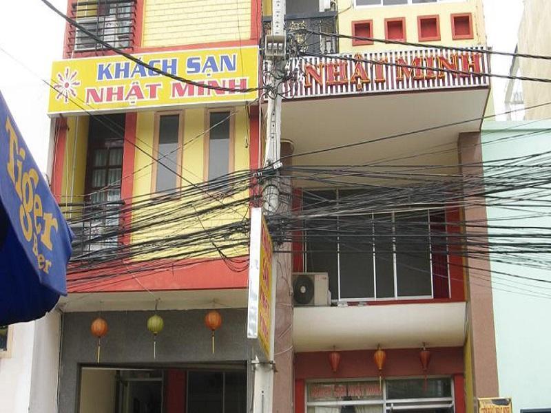 Nhat Minh I Hotel Ho Chi Minh City - Hotel Exterior