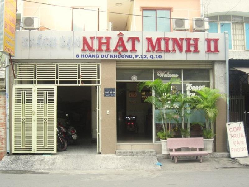 Nhat Minh II Hotel - Hotell och Boende i Vietnam , Ho Chi Minh City
