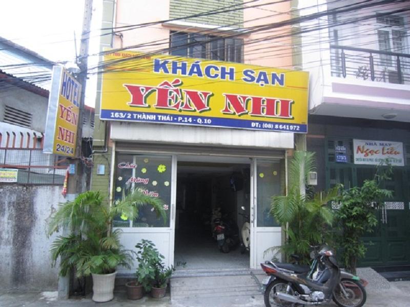 Yen Nhi Hotel - Hotell och Boende i Vietnam , Ho Chi Minh City