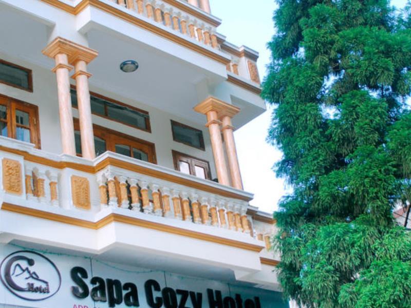 Sapa Cozy Hotel - Hotell och Boende i Vietnam , Sapa (Lao Cai)