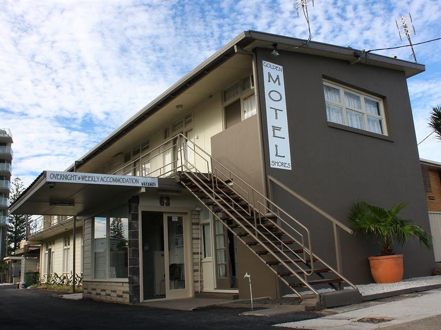 Golden Shores Motel - Hotell och Boende i Australien , Guldkusten