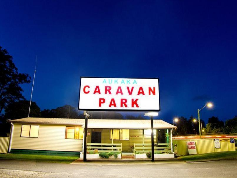 Aukaka Caravan Park Hotel - Hotell och Boende i Australien , Nambucca Heads