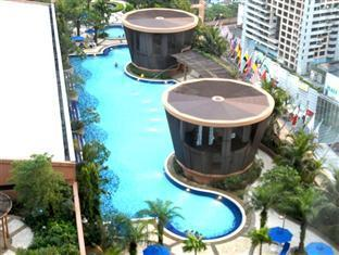 Service Suite at Times Square Kuala Lumpur - Swimming Pool