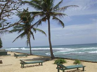 Beauty Coral Hotel Hikkaduwa - Hotel Private Beach
